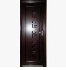 贴皮实木复合门