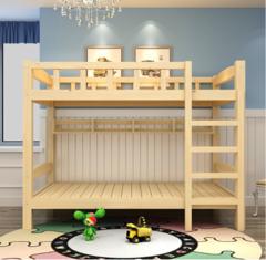 批发简约儿童床上下铺子母床学生宿舍高低床现代双层母子床