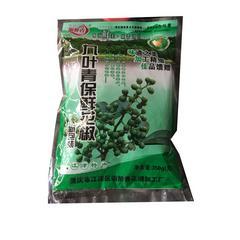 鲜花椒九叶青保鲜青花椒藤椒麻椒生花椒重庆特产5袋组合