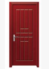 免漆平板造型木门