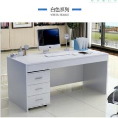 新款创意老板桌办公家具批发 员工办公桌创意书桌电脑桌