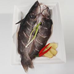 腌制开背巴沙鱼 可做烧烤 烤鱼