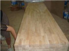 樟子松横拼板
