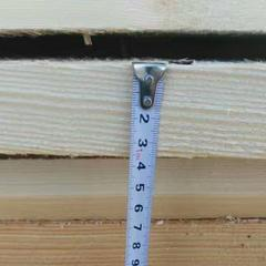 白松板材预售 35*150*2050/5050/6050 进口俄罗斯白松板材