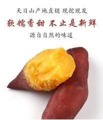 好吃的红薯