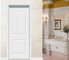 卧室门套装门实木烤漆纯白色欧式房间门室内门现代简约原木色