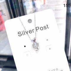 925银动物项链之小狐狸