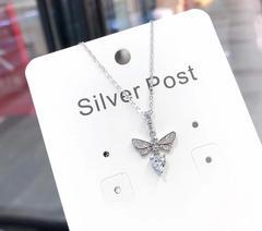 925银动物项链之蜜蜂
