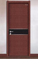 贴板实木复合门