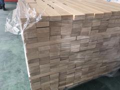 俄罗斯 板材 短料 坯料 水曲柳 用于做镶木地板