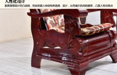 新中式沙发 客厅实木沙发 休闲沙发 办公沙发 新中式沙发