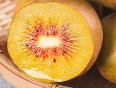 二郎山红心奇异果不打膨大剂、催熟剂不用高毒农药的生态红心猕猴桃(中小果(50-69克)/8斤)