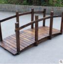 防腐木桥户外庭院花园碳化木桥拱桥小木桥实木景观工程桥装饰桥