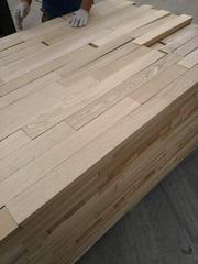 俄罗斯 板材 短料 坯料 柞木 用于做镶木地板