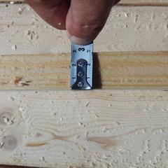 白松板材27*90/110*1500/2400/4800/6000 进口俄罗斯白松板材